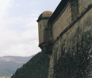 Traité sur les fortifications Chauguettequeyras