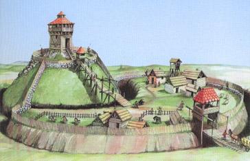 Traité sur les fortifications Motte